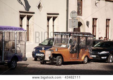 Schindler's Factory Tourist Transport
