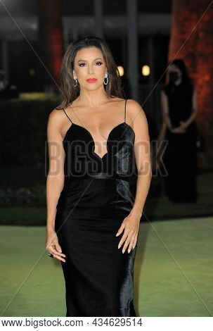 Eva Longoria at the Academy Museum of Motion Pictures Opening Gala held in Los Angeles, USA on September 25, 2021.