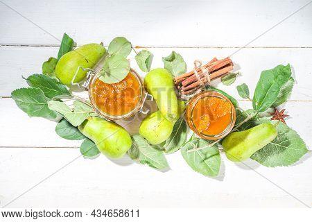 Homemade Pear Jam
