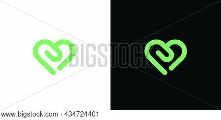 Modern And Elegant Health Memo Logo Design 4