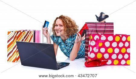Einkaufen Zeit