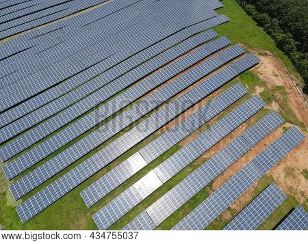 Solar Panels Use Sunlight As A Source Of Energy To Generate Direct Current Electricity