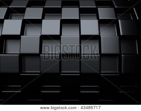 Chess Metallic Background