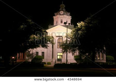 Marion County Courthouse, Columbia, Ms