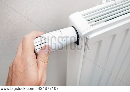 Heating, Concept Of Rising Heating Prices, Expensive Heating Cost