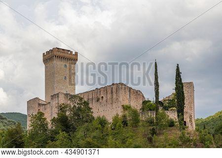 Capodacqua castle, Foligno, Umbria, Italy