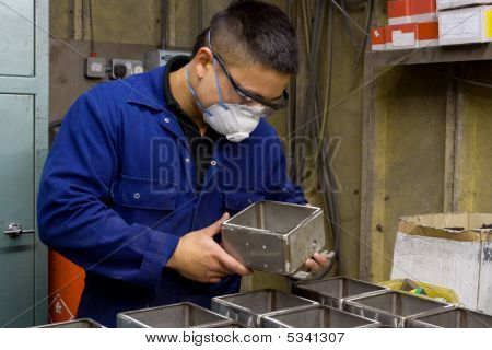 Quality Control Checking