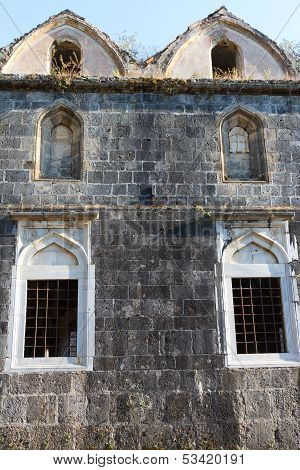 Lower Church in Kayakoy