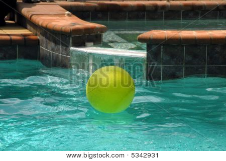 Cool Ball In Pool