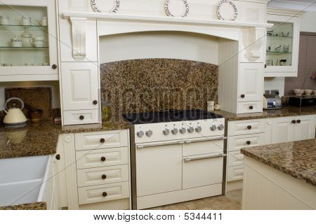 Modern Range Cooker