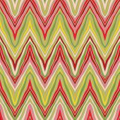 psychedelic linear zigzag seamless pattern in vector. Texture for print, wallpaper, textile, wrapping, website or invitation background poster