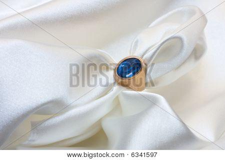 Napkin Ring And Napkin