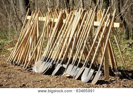 Hoes And Shovels