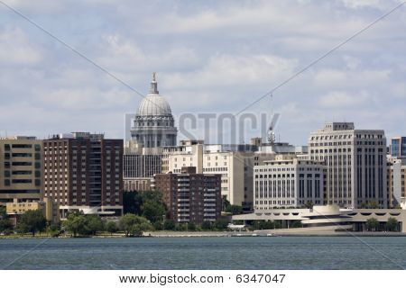 Downtown Of Madison