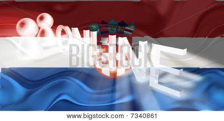 Flag Of Wavy Online