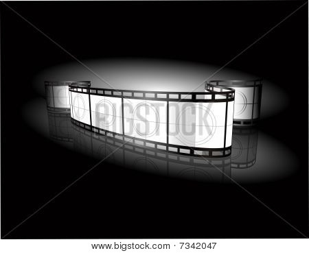 film strip -vector