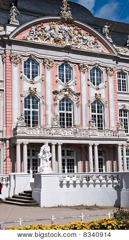 The Kurfürstliches Palais in Trier