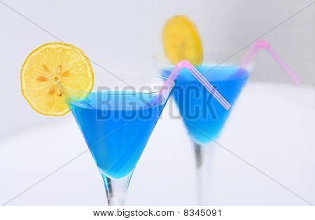 Cocktail reflection