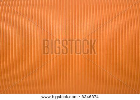 Orange Corrugated Paper