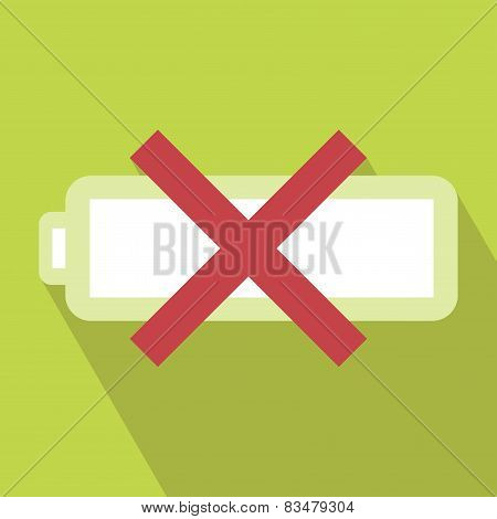 Problem Battery Icon