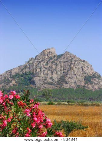 Castello dell'Acqua Fredda, Sardinia