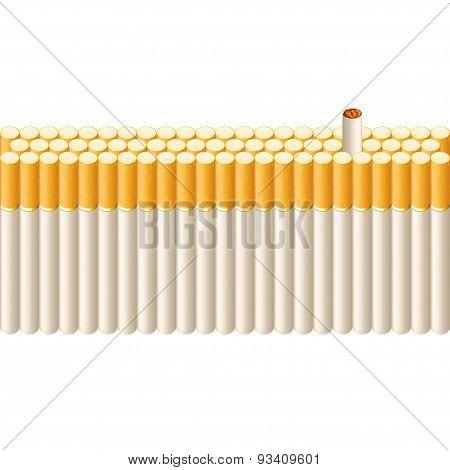 smoking line of cigarettes2