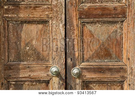 Santo Antonino Abstract Samarate   Rusty Brass Brow