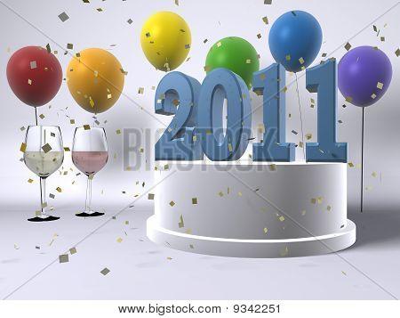 Happy New Year 2011!