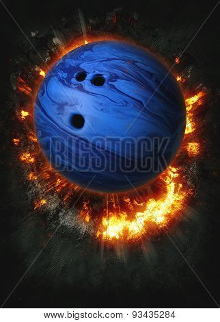 Bowling Background