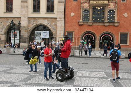 Ticket Vendors In Prague
