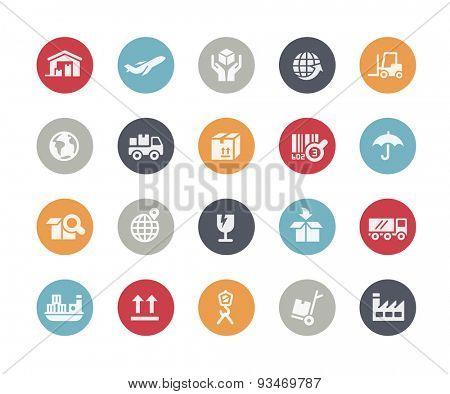 Industry & Logistics Icons // Classics Series
