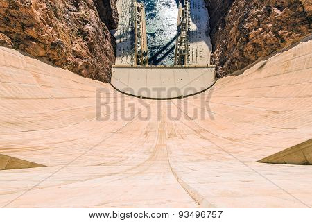 Hoover Dam Depth