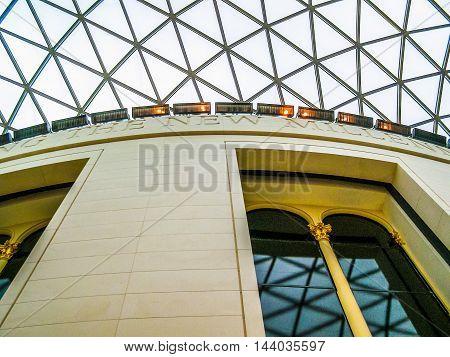 British Museum London (hdr)