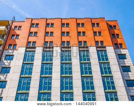 Duca Di Milano Hotel (hdr)