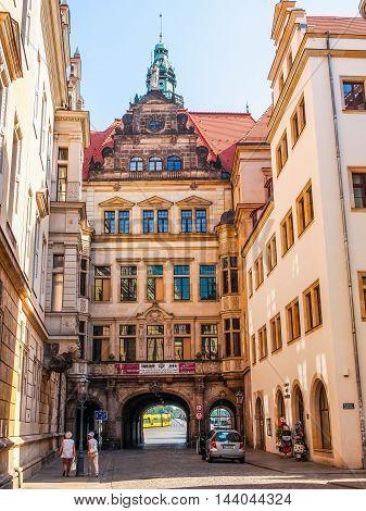 Dresdner Schloss (hdr)