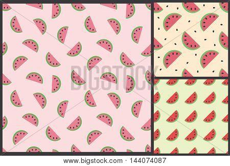 watermelon pattern, summer pattern, kids pattern, watermelon background, fruit pattern, food pattern, pattern for vegan