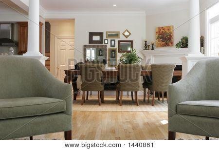 Traditional Interior Room