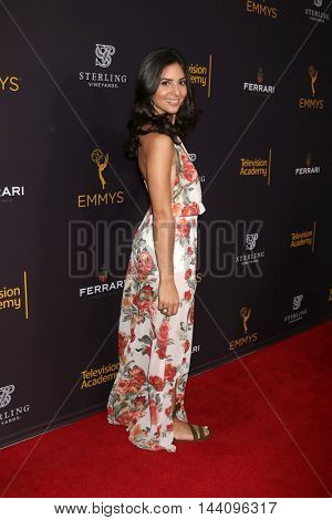 LOS ANGELES - AUG 24:  Camilla Banus at the Daytime TV Celebrates Emmy Season  at the Television Academy - Saban Media Center on August 24, 2016 in North Hollywood, CA