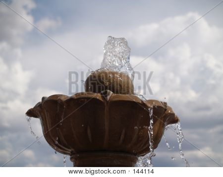 Park Fountain Top