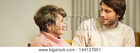 Spending Time With Elderly