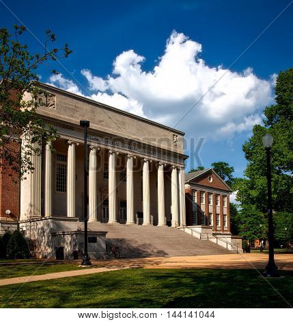 University Of Alabama. Library.