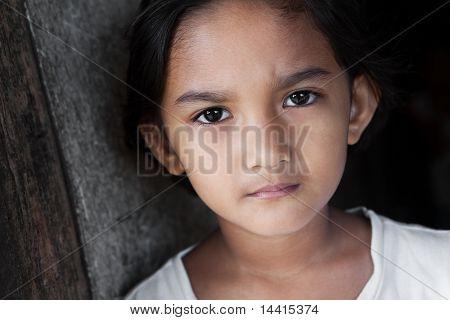 Philippines Girl Portrait
