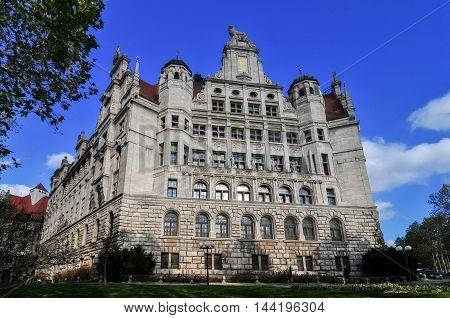 Leipzig Town Hall - Germany