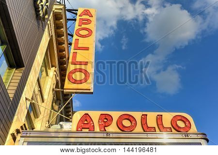 Apollo Theater - Harlem, New York