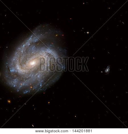 Ngc 201 Is A Barred Spiral Galaxy In The Constellation Of Cetus.