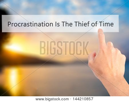 procrastination is thief of time essay Procrastination is the thief of time essay compare and contrast essay mma and boxing schedules elijah the procrastination thief of time is essay.