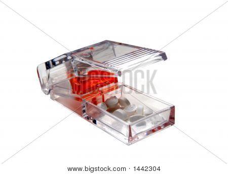Clear Pill Cutter