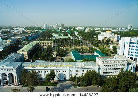 Ashgabad sity