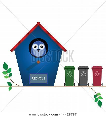 Bird recycle