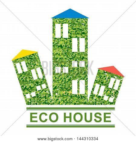 Eco Green House Concept